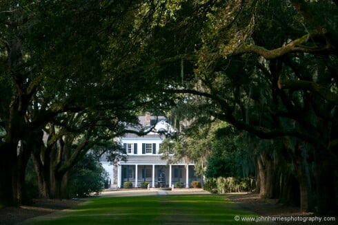 A plantation says Charleston like nothing else. Sure, it's a cliché shot, but if you are going to tell a story of a place in photographs you need shots like this, so embrace them and do the best job you can. This scene has a very wide dynamic range, so I carefully exposed to just slightly blow the highlights. I was then able to recover those highlights and bring out detail in the shadows using Adobe Lightroom. That would have been impossible shooting JPEG although some of the newer cameras do come close. Learning to process RAW images well is neither trivial nor for everyone, but it does let you make good photographs in difficult situations. I also got rid of some orange traffic cones in front of the building that would have been a shot ruiner, using Photoshop; another skill that is worth having if you aspire to be a travel photographer.