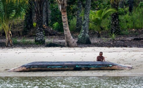 Boat maintenance in paradise – some things never change