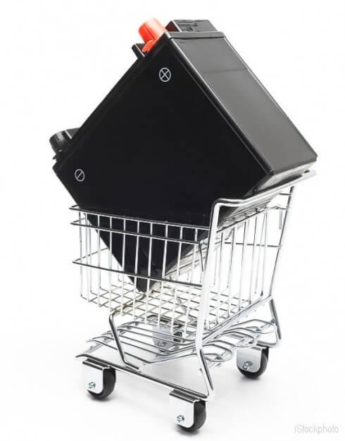 Battery Shopping