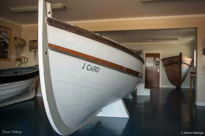 Replica of the James Caird