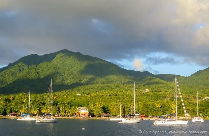 New Year in Dominica
