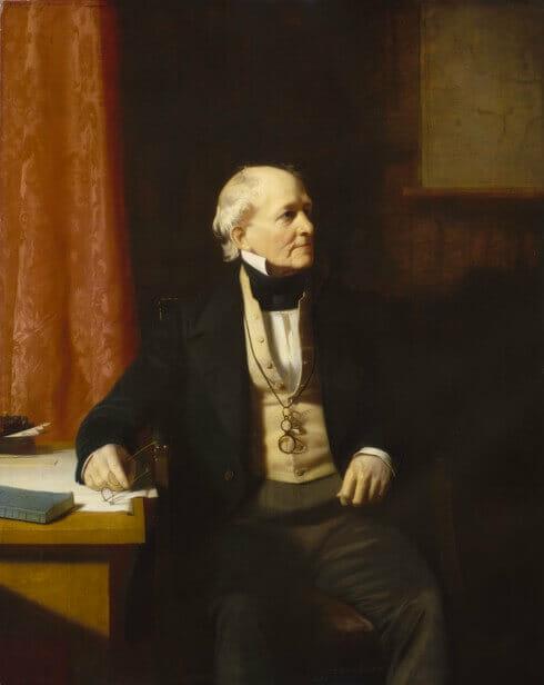 Rear-Admiral Sir Francis Beaufort 1774-1857
