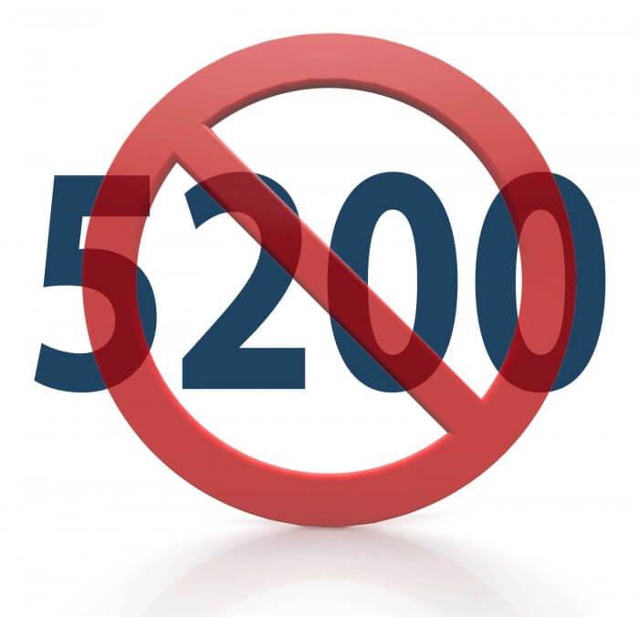 no-5200