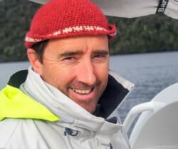 6- We have just one skipper on Sila- Christopher