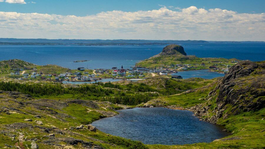 Fogo Harbour, Newfoundland—The Kindness of Strangers