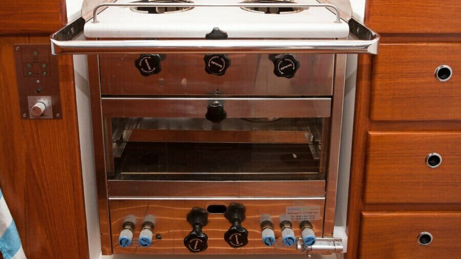 Cooking Options For Live-aboard Voyagers—Part 2, Liquid Fuel